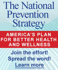 National Prevention Strategy learn