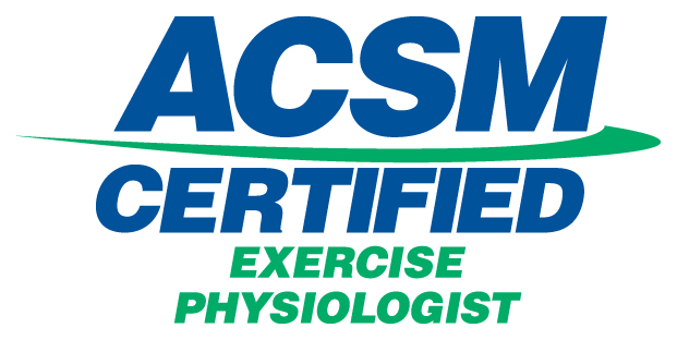 ACSM Certified Health Fitness Instructor Logo